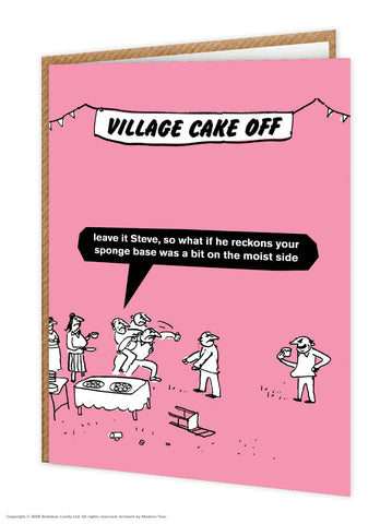 Modern Toss - Greeting Cards ( 7 Different Designs)