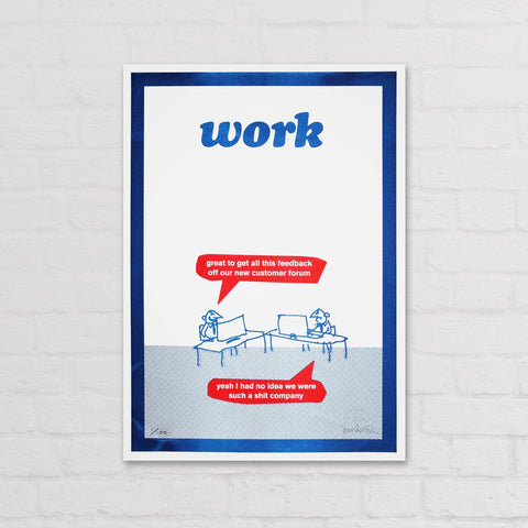 Modern Toss - Work (Customer Feedback)