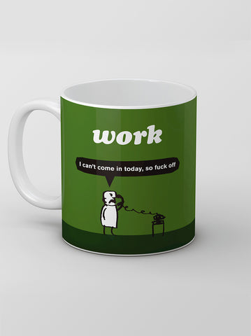Modern Toss - Mug (3 Different Designs)