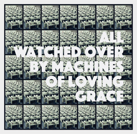 Tim Fishlock (Oddly Head) - All Watched Over By Machines Of Loving Grace