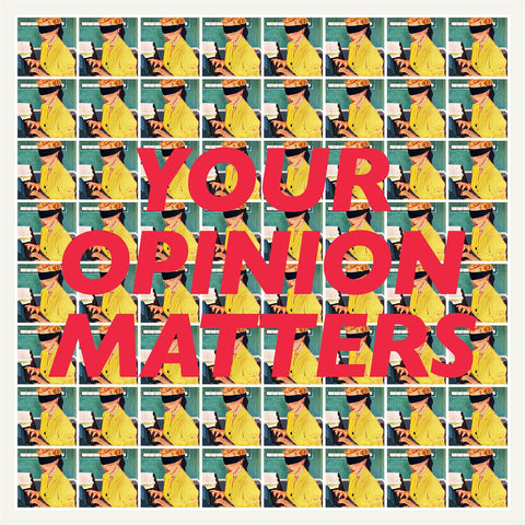 Tim Fishlock (Oddly Head)  - Your Opinion Matters