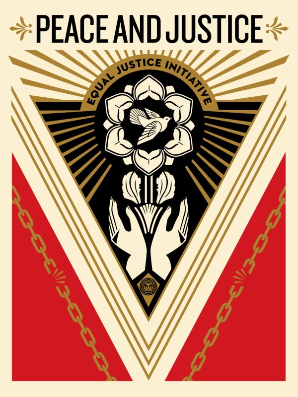 Shepard Fairey - Peace & Justice Summit
