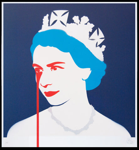 Pure Evil - Prince Philip's Nightmare (Red, White & Blue)