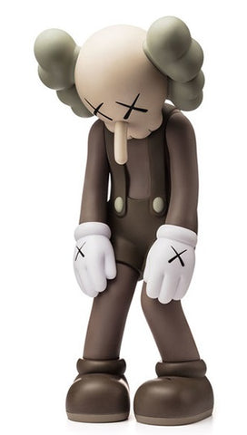 Kaws - Small Lie (Brown)