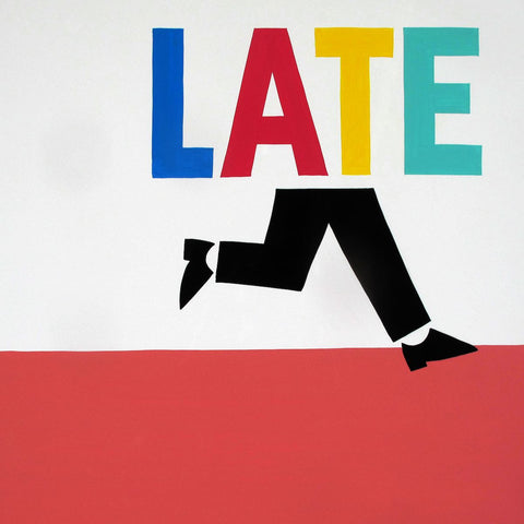 Steve Powers (ESPO) - Running Late