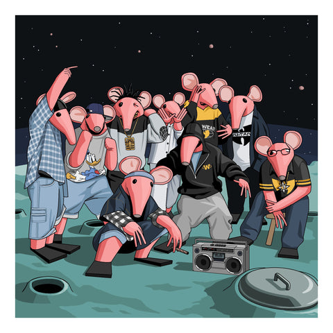 Jim'll Paint It - Wu-Tang Clangers