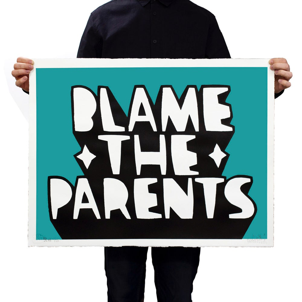 Kid Acne - Blame The Parents (Teal)