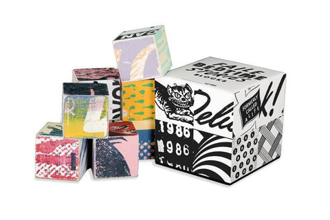 Faile - Bedtime Stories Wooden Blocks
