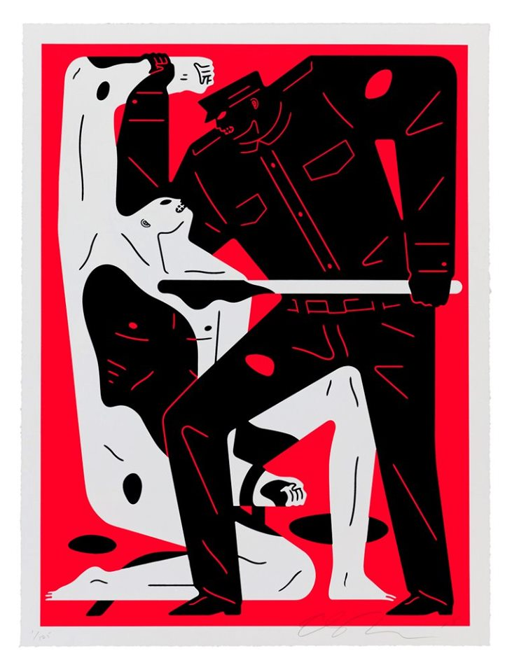 Cleon Peterson - Blood & Soil lll