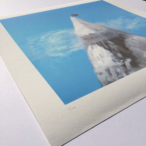 Euan Roberts - Easy - Signed Limited edition giclee print