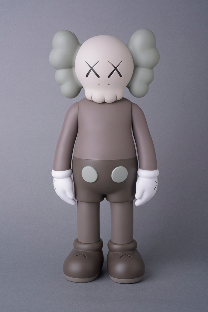 Kaws - Companion - Brown 5YL Open Edition Vinyl Toy