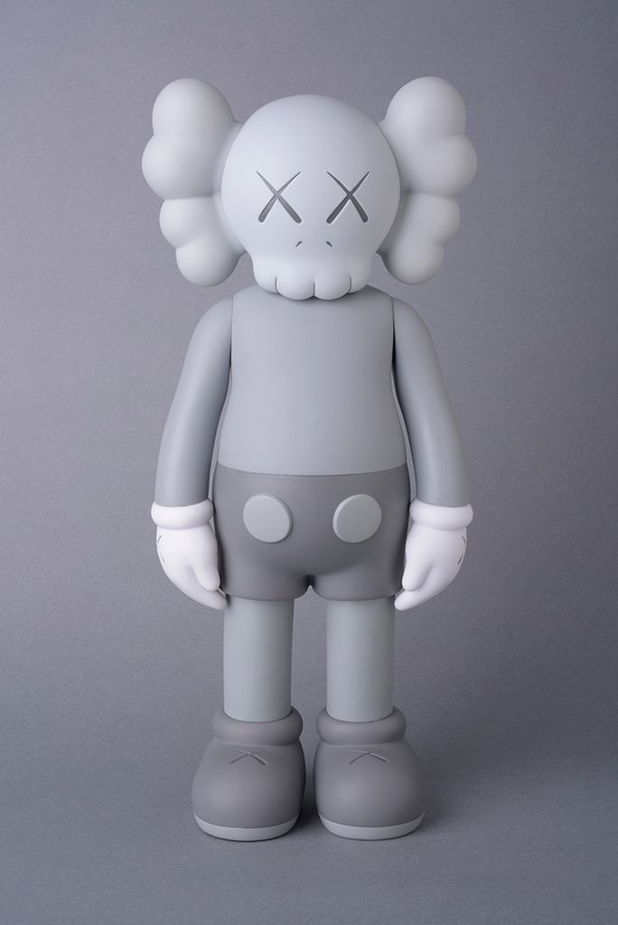 Kaws - Companion - Grey 5YL Open Edition Vinyl Toy