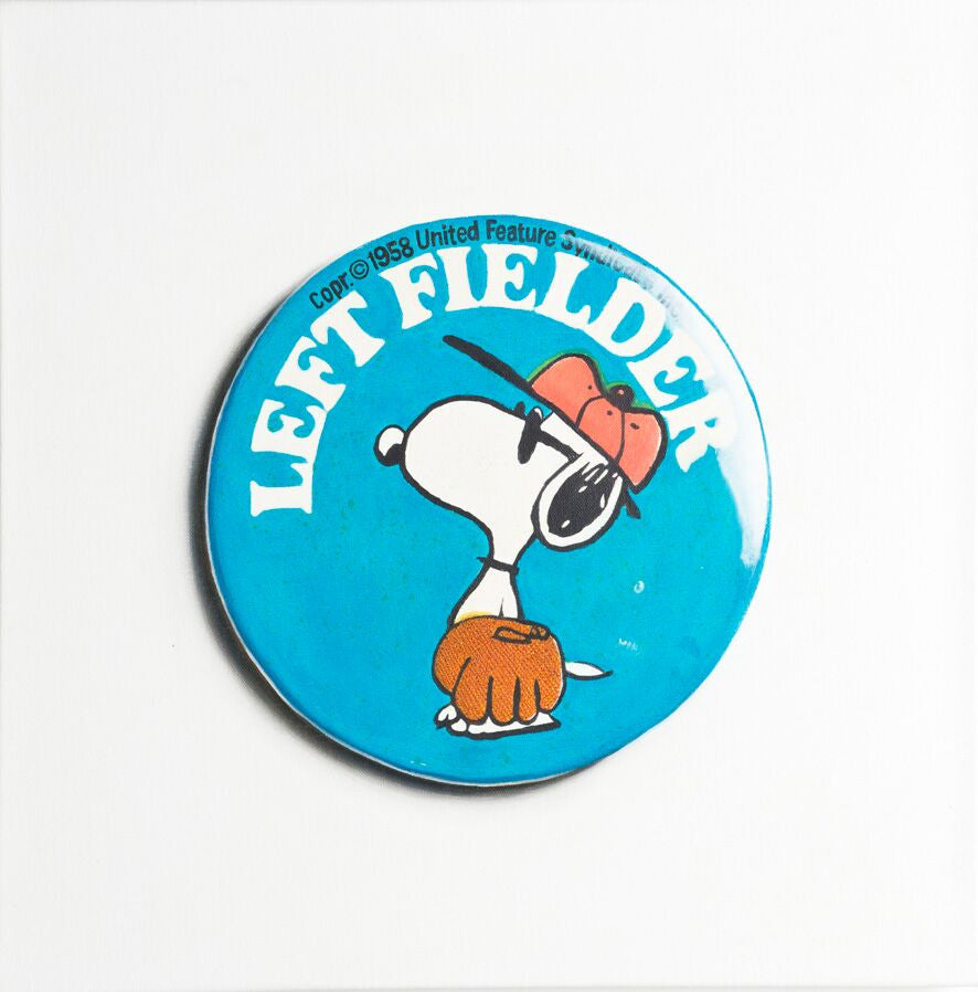 Lucas Price / Cyclops / Luc Price - Left Fielder - Badge Screenprint
