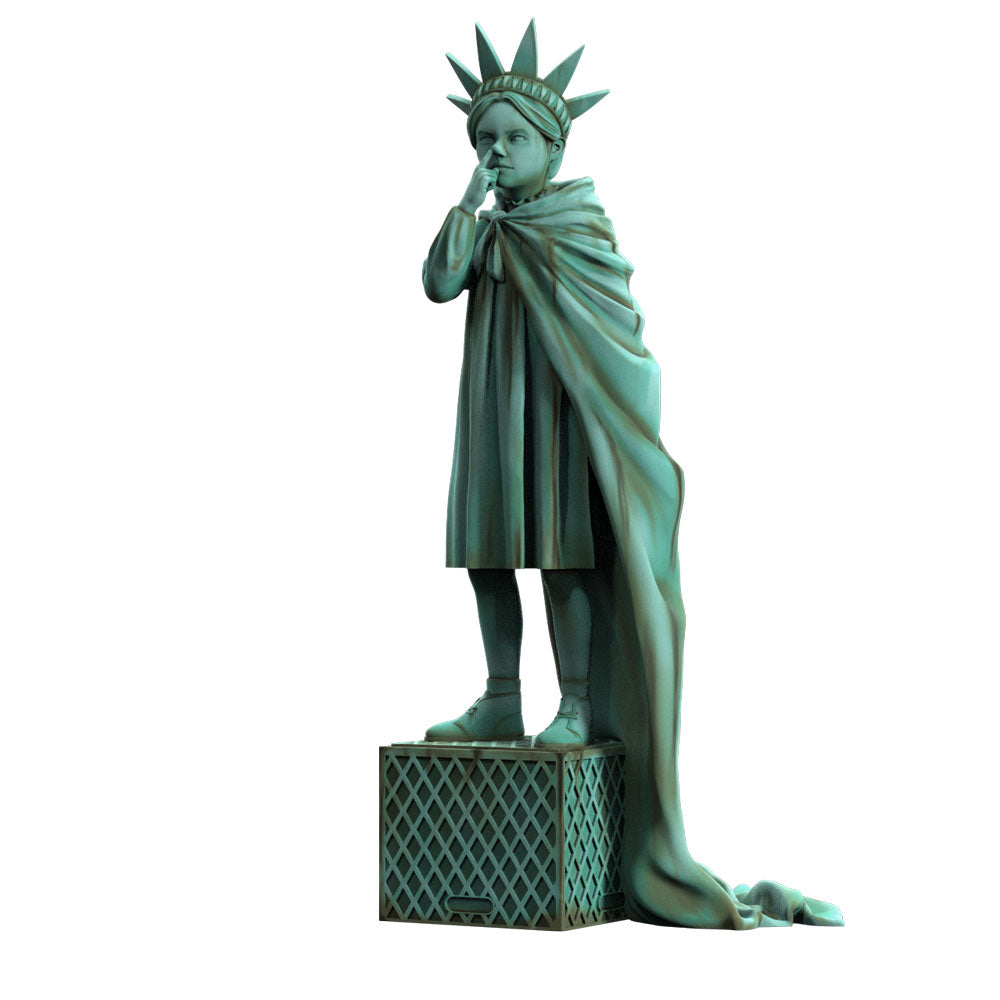 Brandalised - Liberty Girl (Freedom Edition)