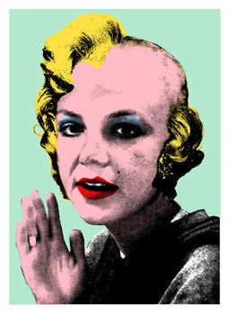 Mr Brainwash - Britney Spears Marilyn