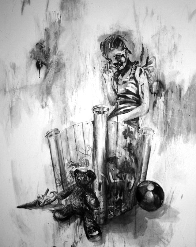 Antony Micallef - Bethlehem - Signed Pictures on Walls Print / Screenprint