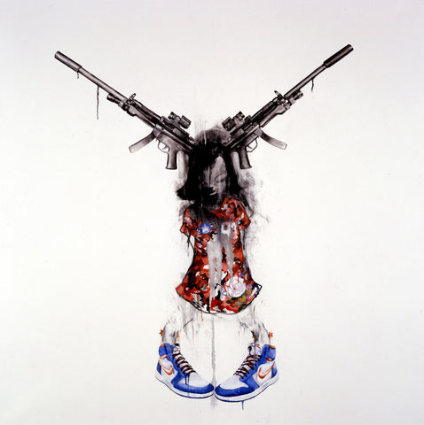 Antony Micallef - Minotaur Weapon