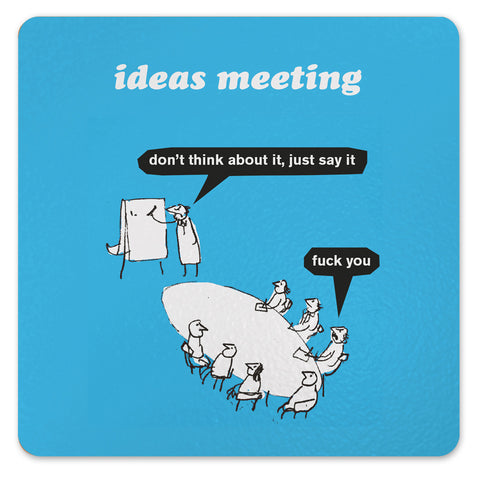 Modern Toss - Ideas Meeting
