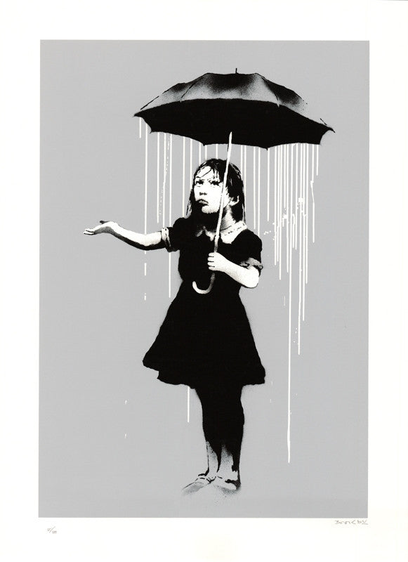 Banksy - NOLA Print - Signed Screenprint with COA
