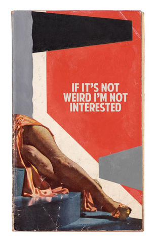 The Connor Brothers - If It's Not Weird I'm Not Interested (XXL)