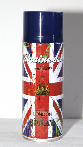 Mr Brainwash - London Spray Can