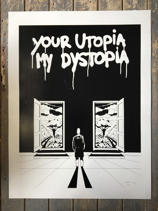 Laser 3.14 - Your Utopia My Dystopia