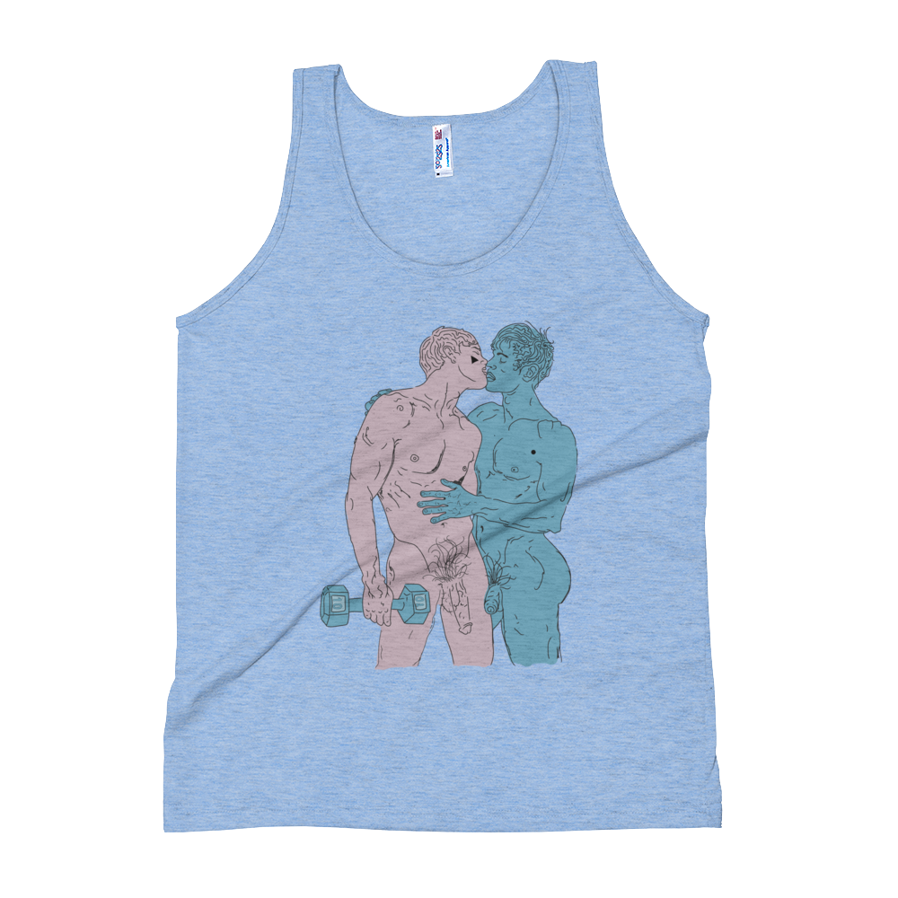 Not Your Gym Buddy Tank Top