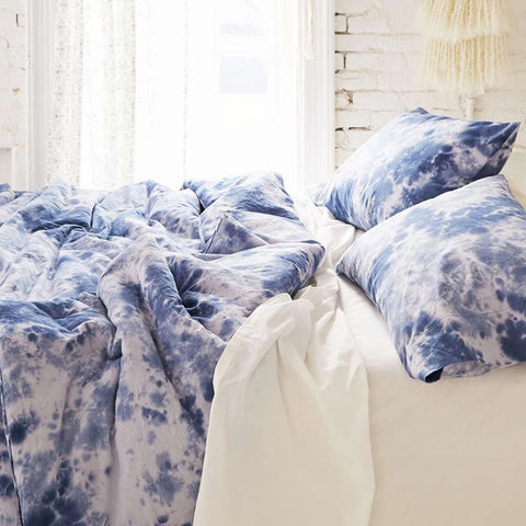 Henley Custom Dyed Duvet Set