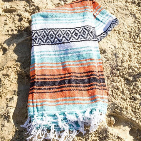 Huntington Mexican Blanket