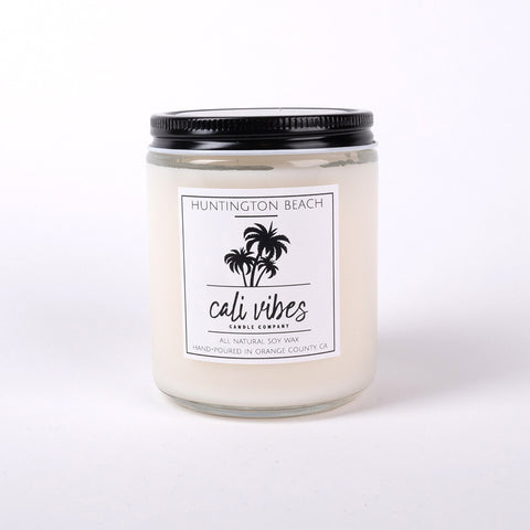 Huntington Beach - Natural Soy Wax Candle