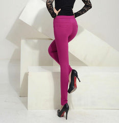 New Fashion Hip Candy Color Pants - TrendSettingFashions   - 1