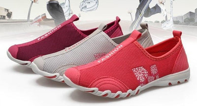 Women's Breathable Workout Sneakers in 4 Colors! - TrendSettingFashions