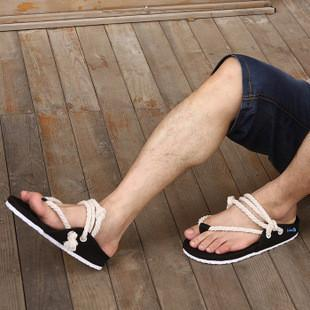 The Beach Roping Sandal - TrendSettingFashions