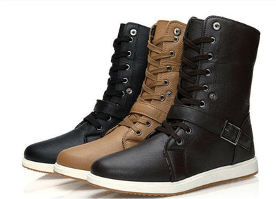 Men's Winter High-top Army Combat - TrendSettingFashions