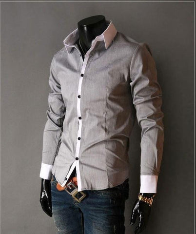 Men's Luxury Dress Shirt