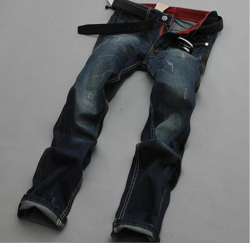 Men's Fashion Denim Jeans - TrendSettingFashions
