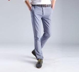 Men's Business Casual Pants - TrendSettingFashions