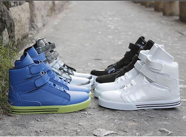 Men's Fashion High Tops - TrendSettingFashions