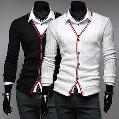 Men's Fashion Cardigan - TrendSettingFashions   - 1