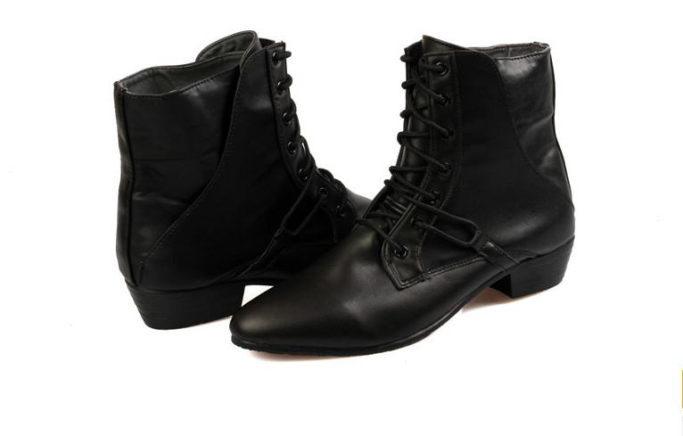 Men's Pointed Toe Boots - TrendSettingFashions   - 2