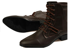 Men's Pointed Toe Boots - TrendSettingFashions   - 1