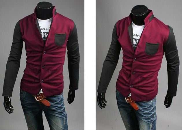 Men's Fashion Cardigan Coat - TrendSettingFashions   - 3