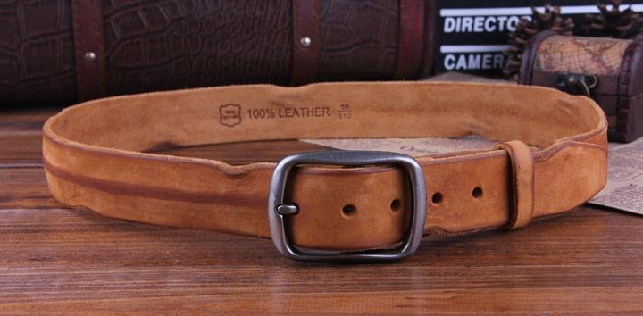 Genuine Leather Fashion Belt OS Style - TrendSettingFashions   - 3