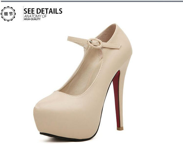 Women's Fashion Pumps - TrendSettingFashions