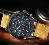 Military Strap Sport Watch - TrendSettingFashions