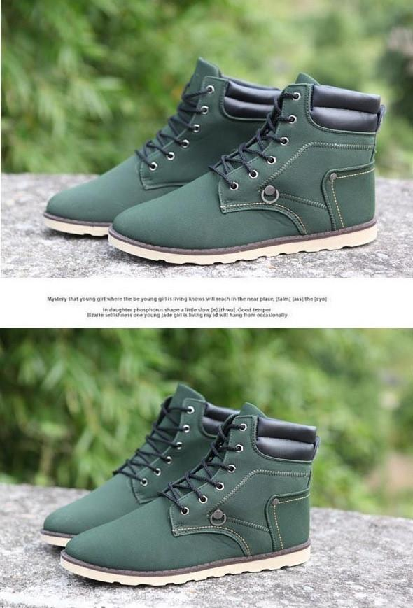 Men's European Design Boots - TrendSettingFashions