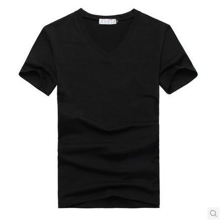 Men's Fashion V-Neck T-Shirt - TrendSettingFashions