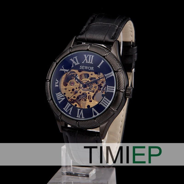 Men's Visible Gear Luxury Watch - TrendSettingFashions
