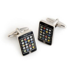 Dashing Cuff Links with Personalized Case - IPhone - TrendSettingFashions
