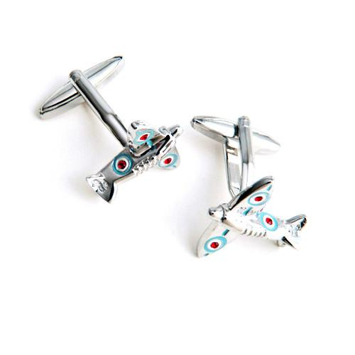 Dashing Cuff Links with Personalized Case - Spit Fire - TrendSettingFashions